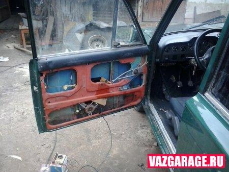 Установка электростеклоподъемника на ВАЗ 2106