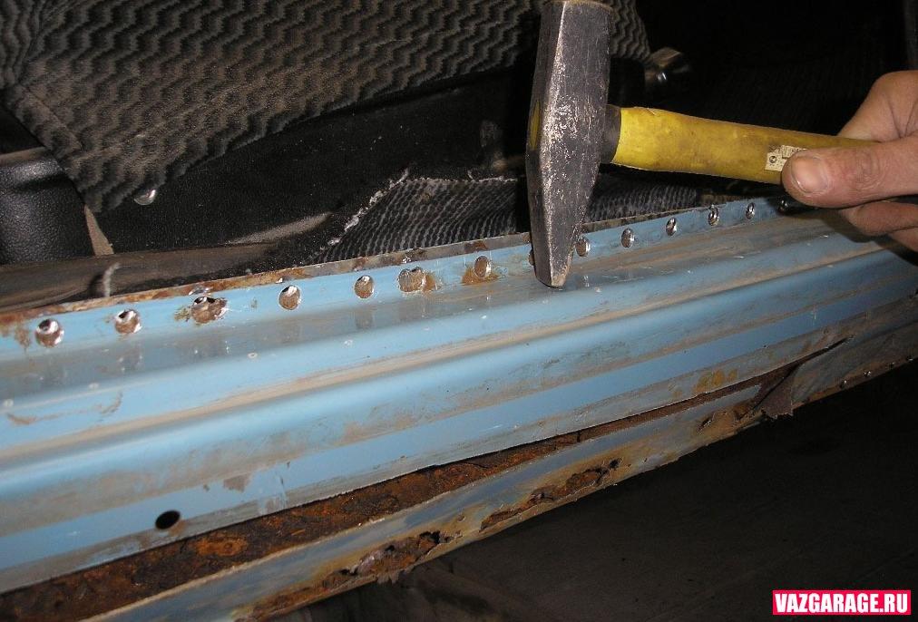 ремонт кузова ниссан террано 1 своими руками