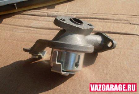 Замена крана печки на ВАЗ 2107