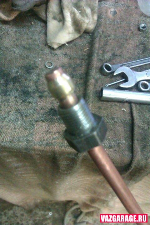 Ремонт газового клапана своими руками 33