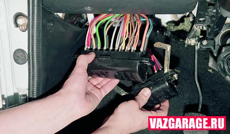 Предохранители на ВАЗ 2106: какой за что отвечает