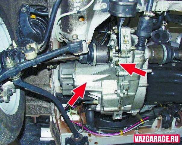 Самостоятельная замена масла в КПП ВАЗ LADA 2107: фото — и видеообзор