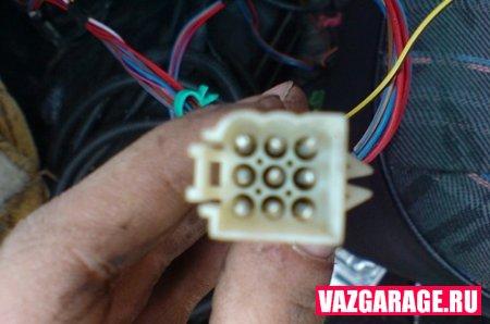 Инжектор на ВАЗ 21099