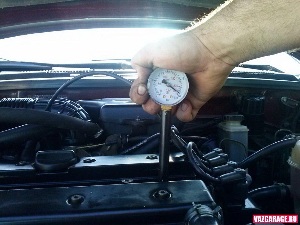 Как проверить компрессию в цилиндре своими руками 56