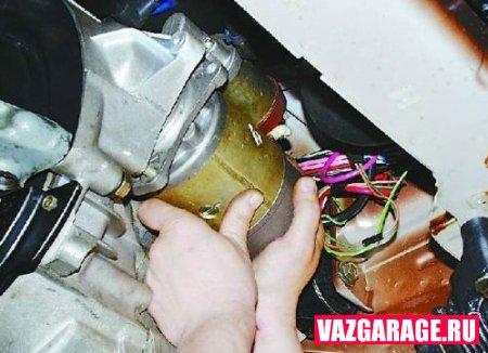 Ремонт стартер на ваз 21099 своими руками фото 631