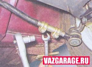 Регулировка развал схождение колес на ВАЗ 2107