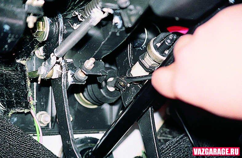 ремонт вакуумного усилителя ваз 2106
