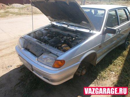 Замена рулевой рейки ВАЗ 2115