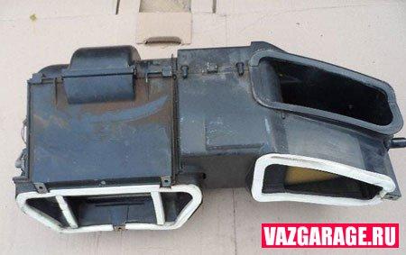 Не работает печка ВАЗ 2112 (причины и ремонт)