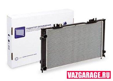Как заменить радиатор на ларгусе